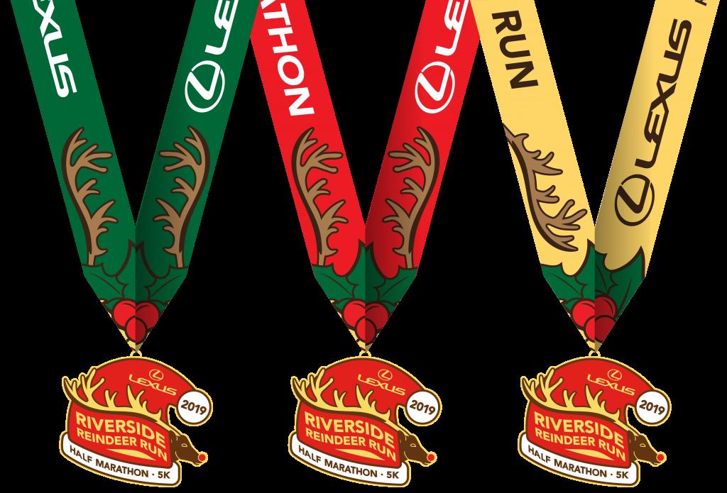 Riverside 2019 Medal