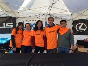 LaceUp Volunteers